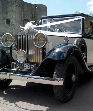 South Wales Wedding Cars