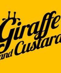 Giraffe & Custard