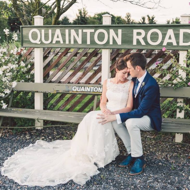 Buckinghamshire Railway Centre Wedding Fair