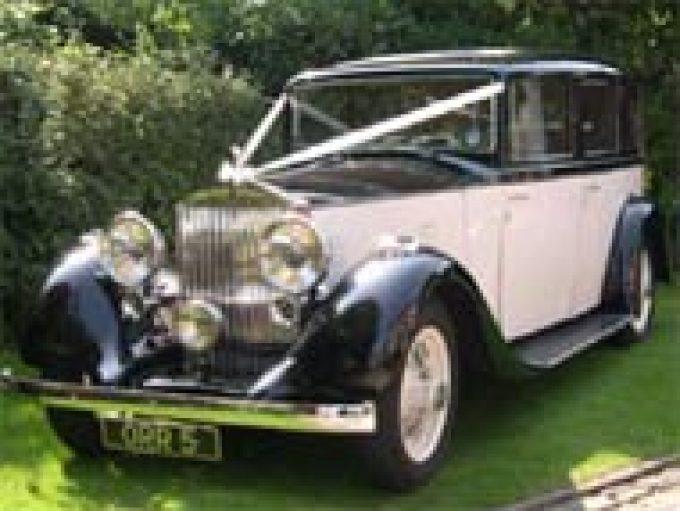 Macclesfield Wedding Cars
