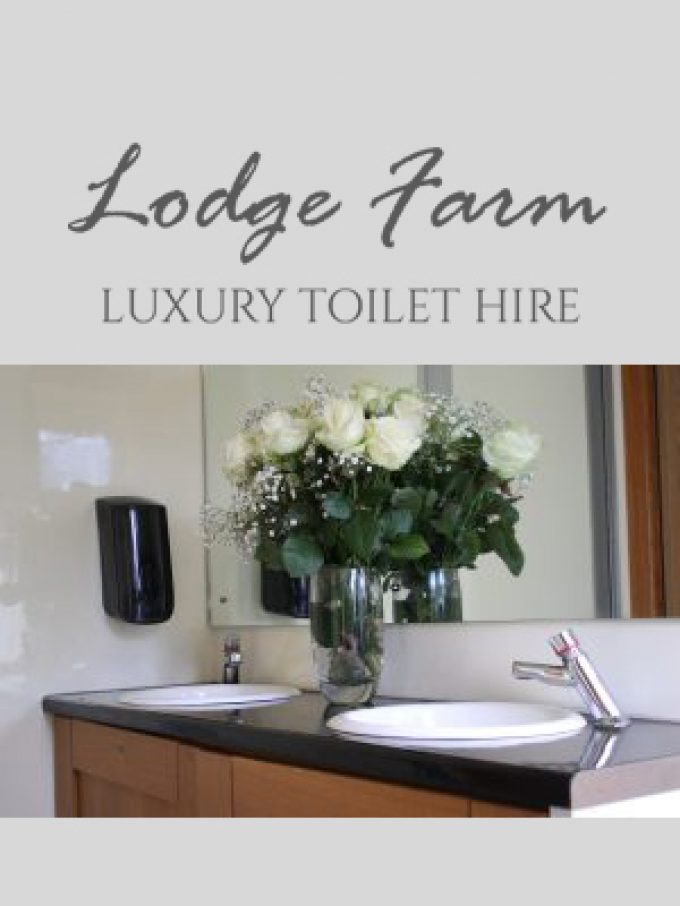 Lodge Farm Luxury Toilet Hire
