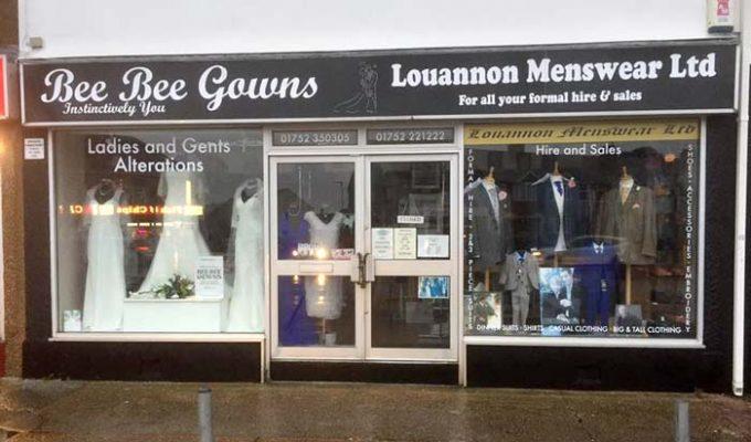Louannon Menswear Ltd / Bee Bee Gowns