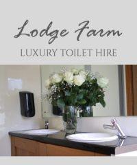 Lodge Farm Luxury Toilet Hire