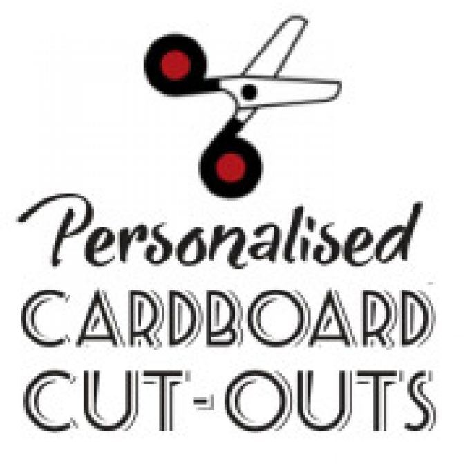 Personalised Cardboard Cut Outs