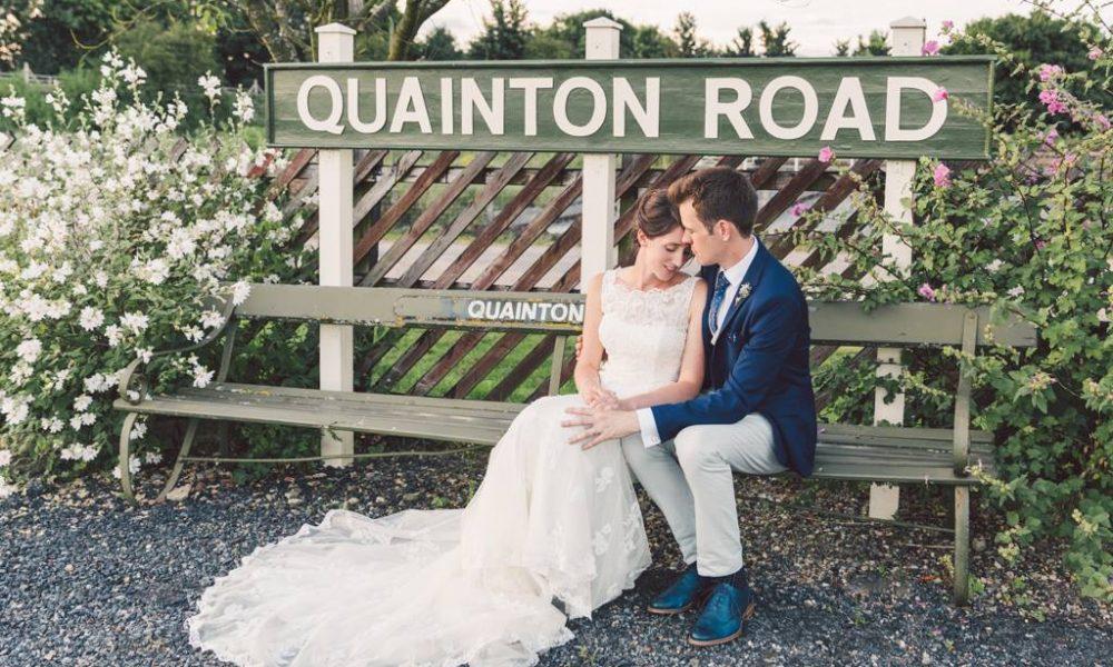 Buckinghamshire Railway Centre Wedding Fair