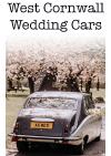 West Cornwall Wedding Cars