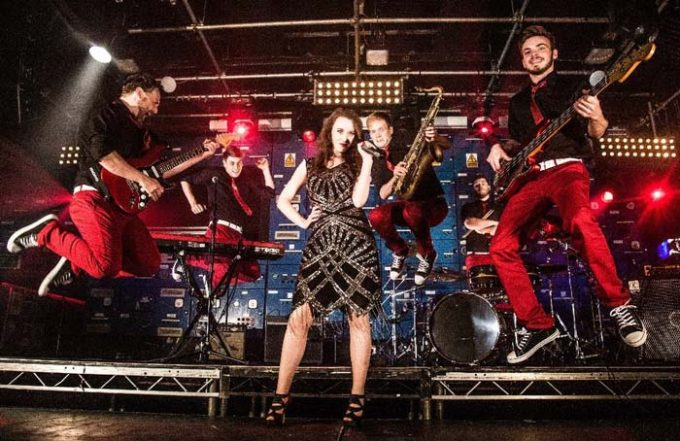 Funtime Frankies Party Band