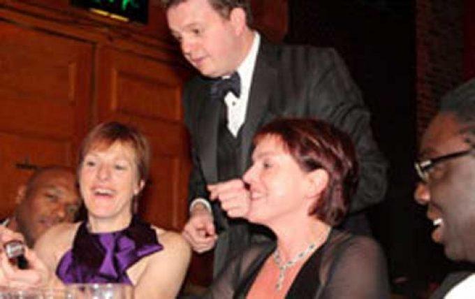 the wedding magician