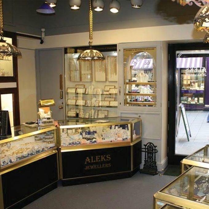 Aleks Jewellers Ltd